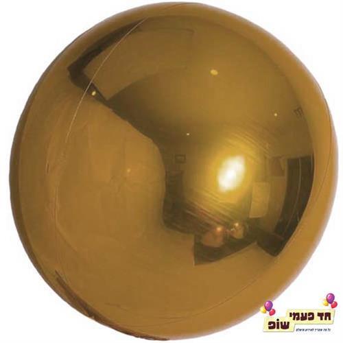 בלון עגול 24 אינץ' רוזגולד (ללא הליום)