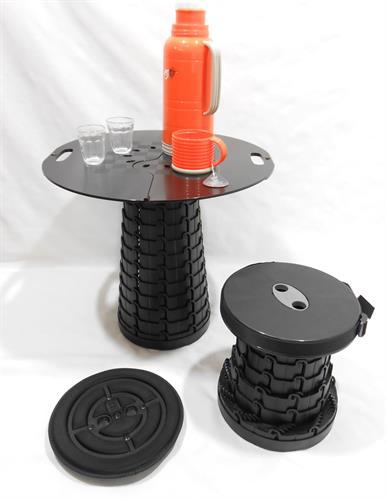 כרית לכיסא קל ונישא לכל מקום ועכשיו במהדורה חדשה CUSHIN FOR MINI MAX PORTABLE STOOL