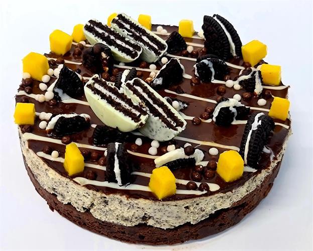 עוגת אוראו - חלבי - פופולארית במיוחד