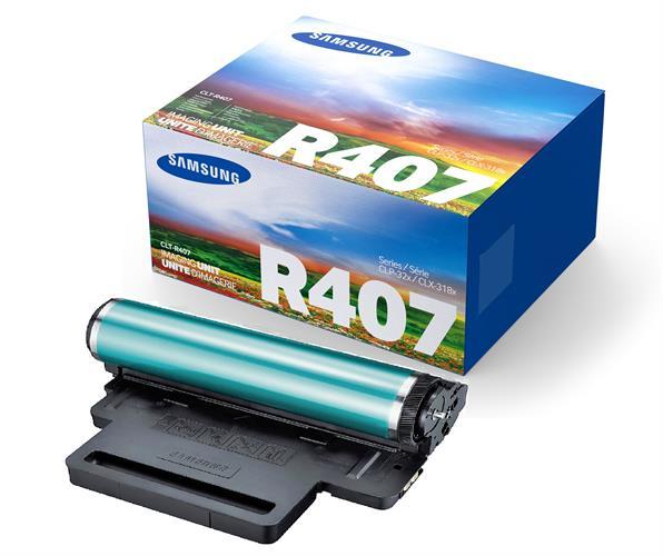 ערכת הדמיה CLT-R407 למדפסת צבע סמסונג דגם CLP-325 CLX-3185FN