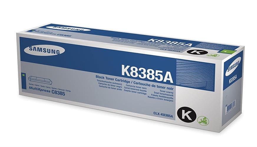 טונר שחור מקורי CLX-K8385A לדגם סמסונג CLX-8385ND