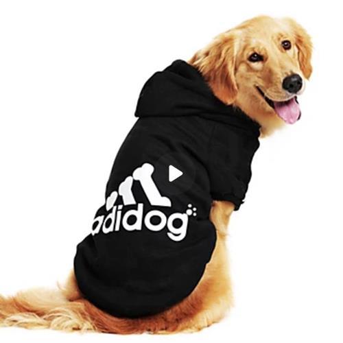 ADIDOG קפוצ׳ון לכלב מידה XXL לכלב  גזע קטן/ מיני  עד 6-9 קג