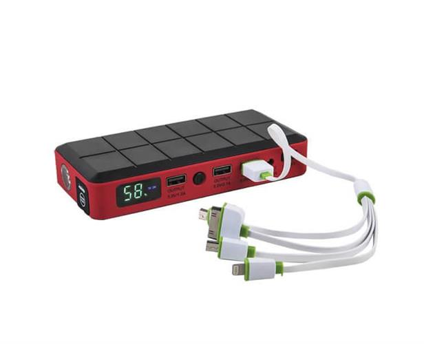 בוסטר הנעה לרכב ולטעינת מוצרי חשמל 600A