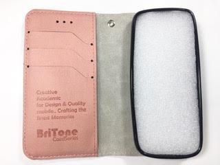 מגן ספר BriTone לנוקיה NOKIA 215 4G בצבע גוף