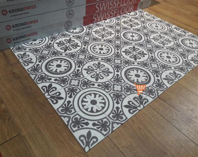 שטיח למטבח  פי וי סי דגם - 04