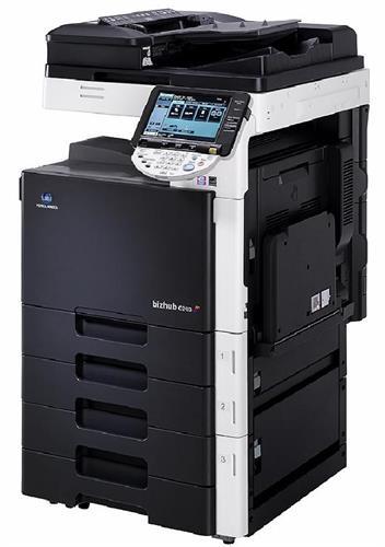 מדפסת משולבת A3 צבעונית מחודשת דגם Minolta bizhub C-253