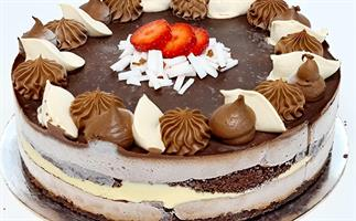 Vegan cake - עוגה טבעונית