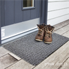 שטיח כניסה הייטק אפור