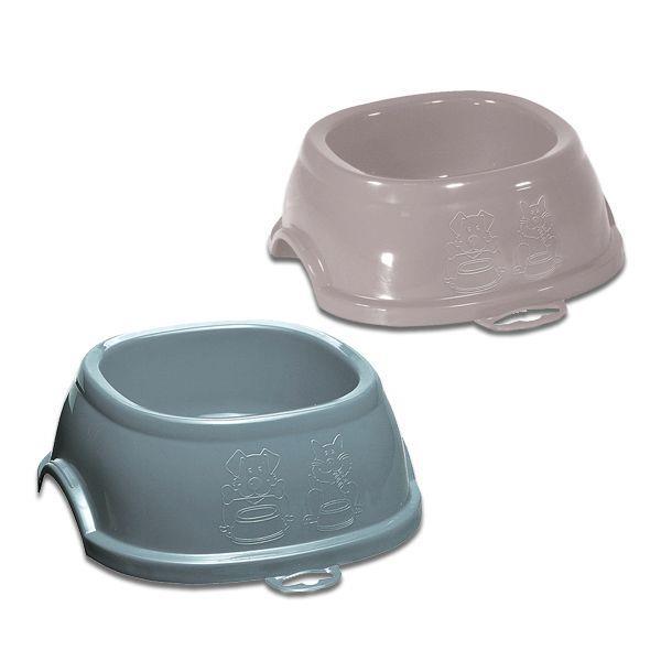 קערת פלסטיק למזון/שתיה בראק 3-5 ליטר לכלב בינוני גדול