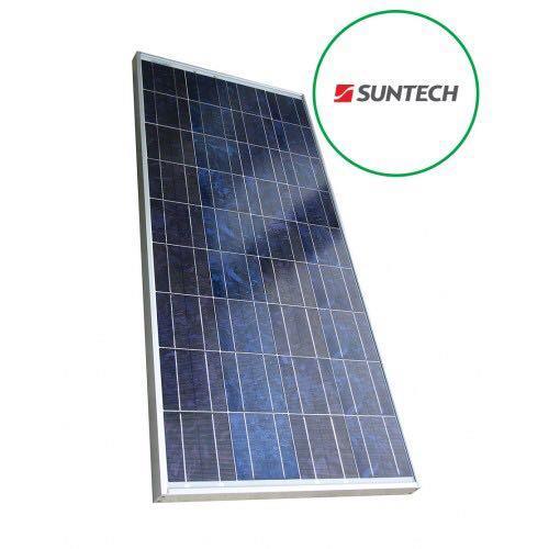 שלושה פאנלים סולאריים 150 ואט SUNTECH