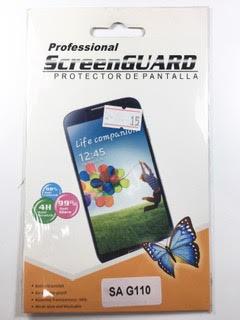 מדבקת מסך לסמסונג פוקט Samsung Galaxy Pocket 2