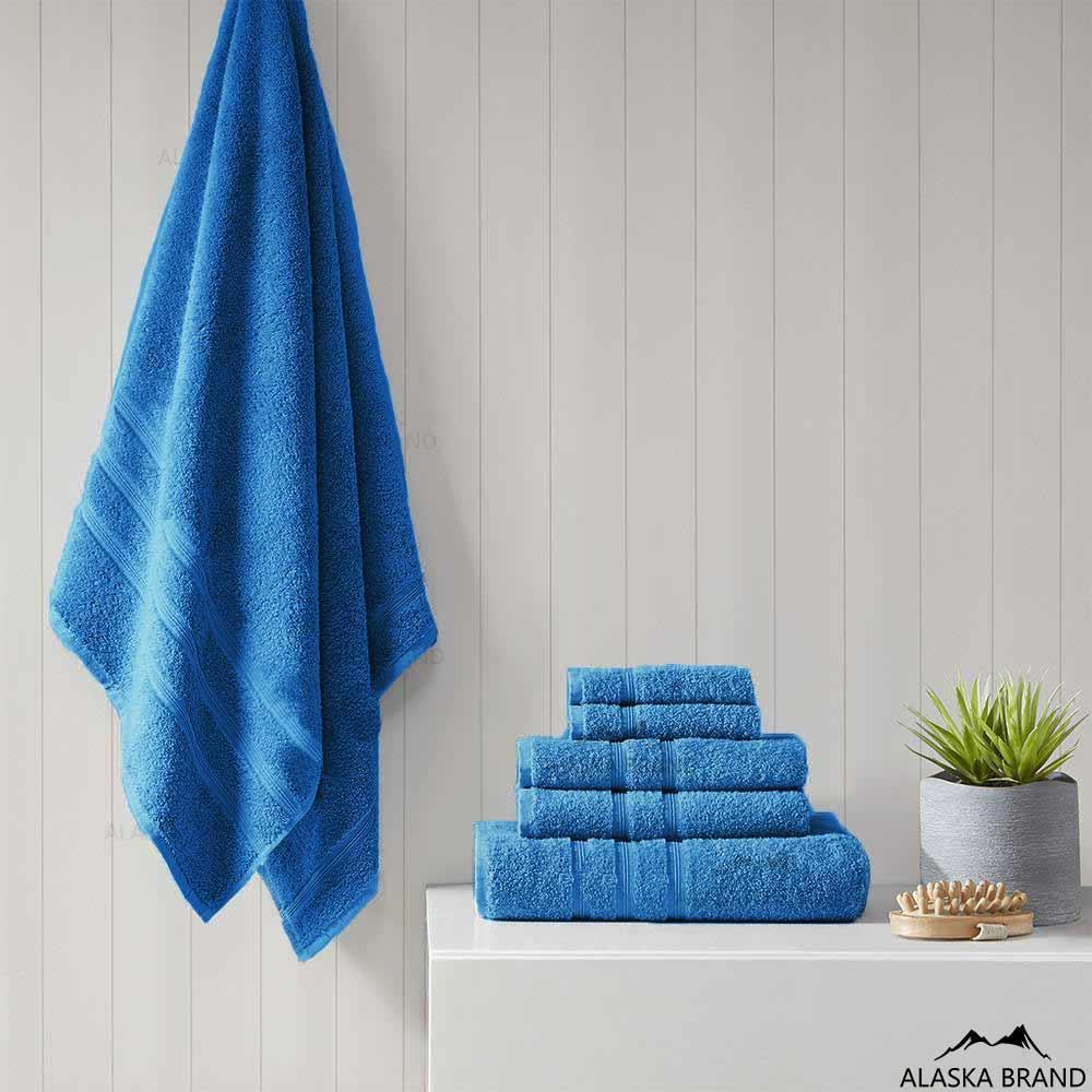 מגבות עבות דגם פרימיום - Premium *כושר ספיגה גבוה* כחול