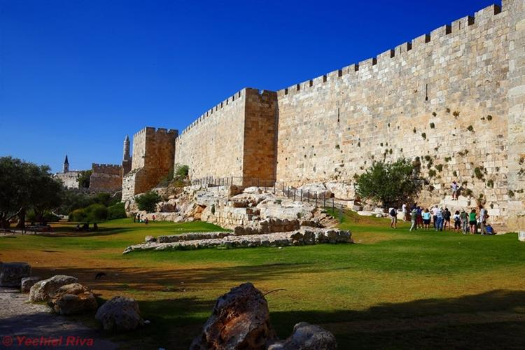 Support Israel and get this picture: Tower of David, Jerusalem