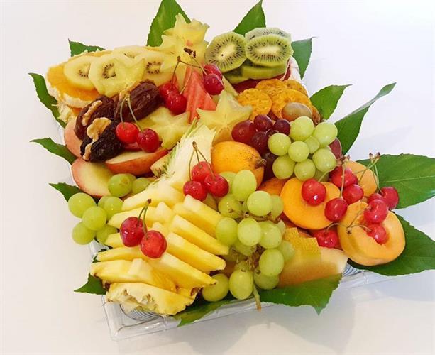 מתנת הפירות - M