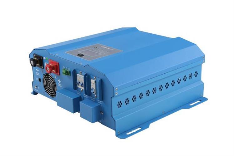 ממיר  SPS משולב בקר  3000 ואט 24 וולט 80 אמפר היברידי  COSUPER