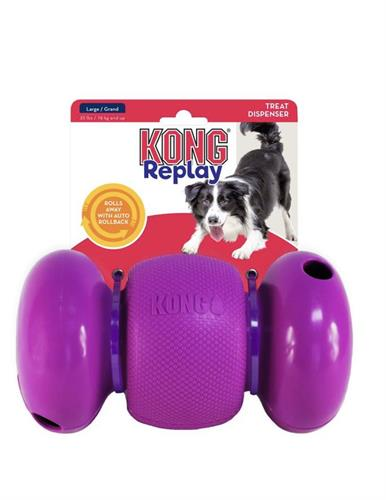 Kong ריפליי גדול לכלב גזע בינוני עד גדול מאוד