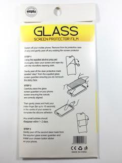 מדבקת זכוכית לסמסונג ג'י 1 מיני Samsung Galaxy j1 mini