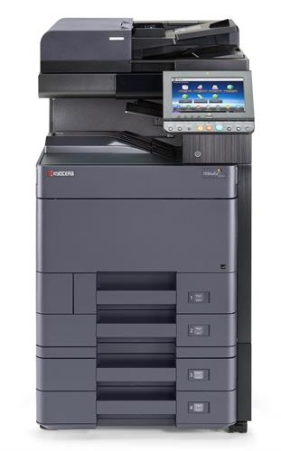 מדפסת משולבת A3 צבעונית דגם KYOCERA TASKalfa 2552ci