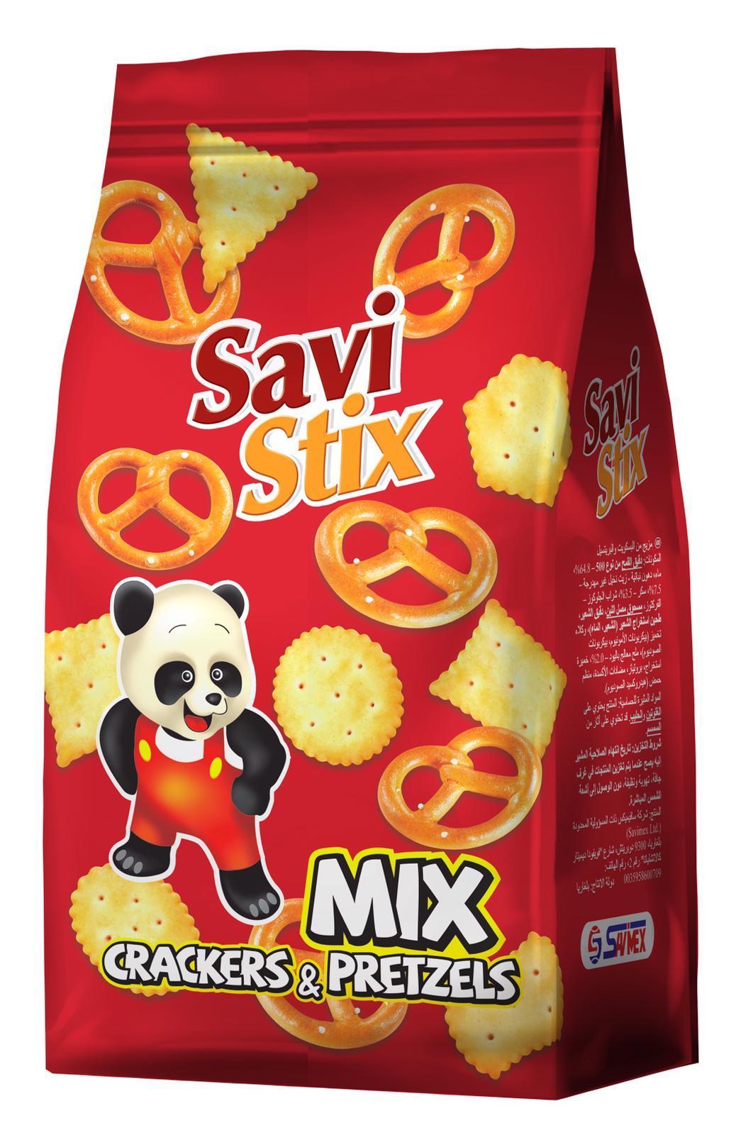ביגלה 250 גרם מיקס  SAVI MIX