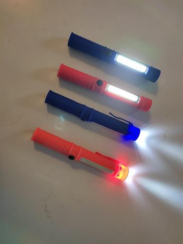 פנס LED חזק - מגנטי