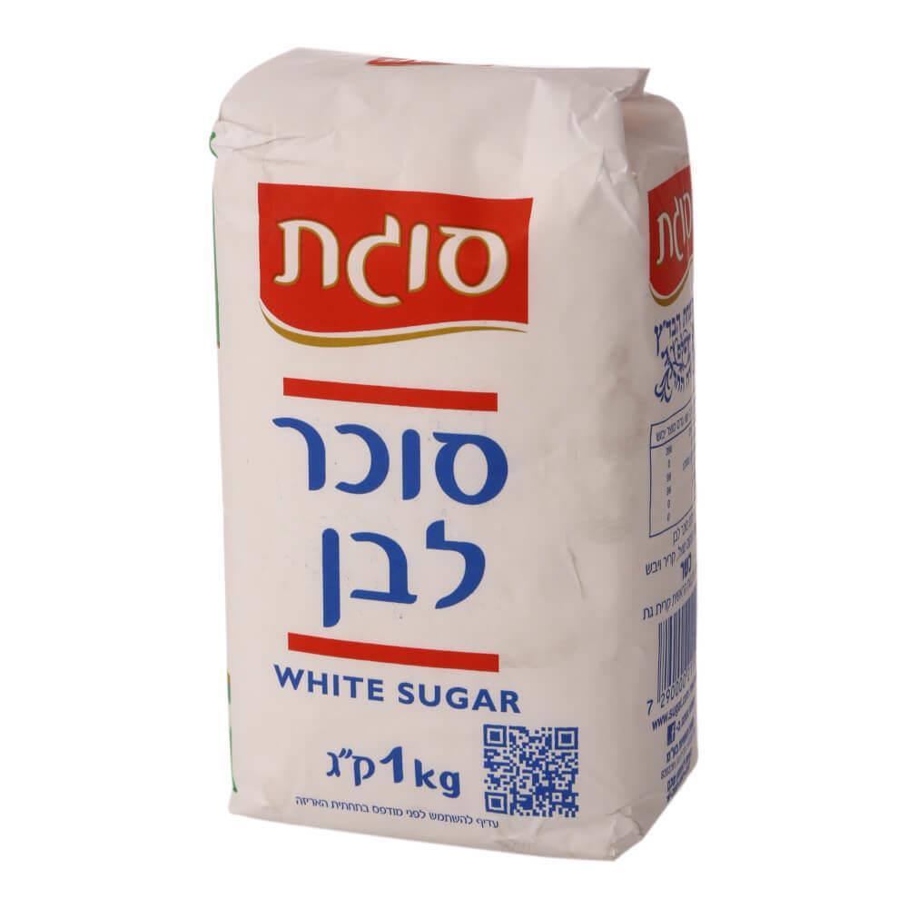 """סוכר סוגת  1 ק""""ג  10 יח'"""