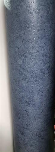 pvc כחול ג'ינס