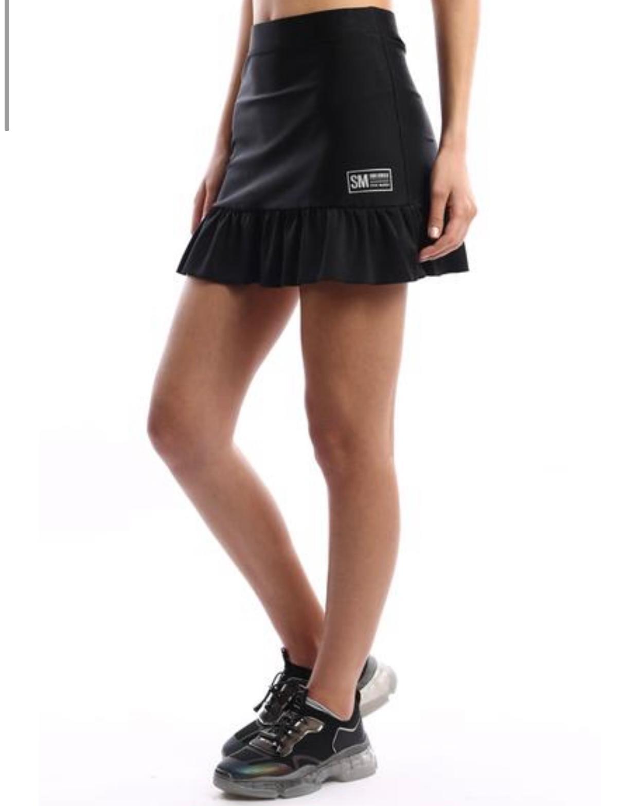 חצאית מיני | שחור