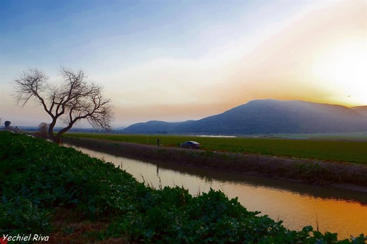 Support Israel and get this picture: Upper Galilee