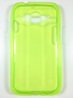 מגן סיליקון לסמסונג ג'י 1 מיני SAMSUNG J1 MINI בצבע ירוק