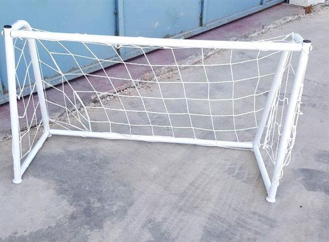 שער כדורגל מתכת איכותי