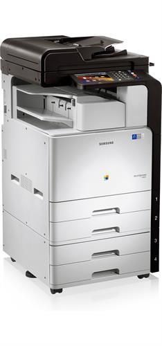 מדפסת משולבת A3 צבעונית סמסונג CLX-9201NA