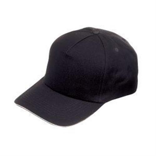 כובע מצחיה איכותי 6 חלקים- קינג