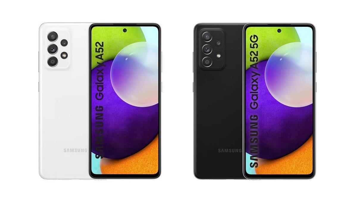 Samsung Galaxy A52 SM-A525F/DS 128GB 6GB RAM
