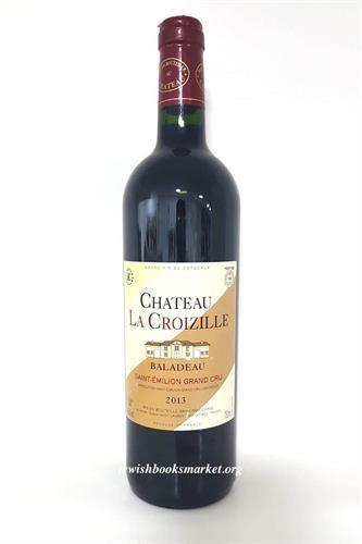 Кошерное французское вино Шато ла Крозиль 2013