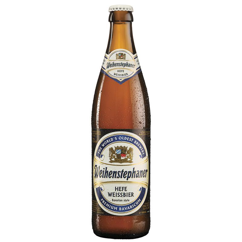 """בירה ווינשטפן 500 מ""""ל. מעוננת  5.4%  20 יח'"""