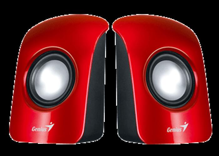 רמקולים Genius U115 Red