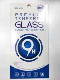 מדבקת זכוכית לשיאומי +XIAOMI QIN 1S/1S