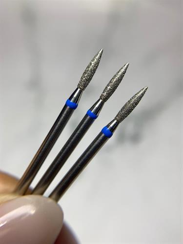 להבה צר כחול מידה 021-תוצרת רוסיה