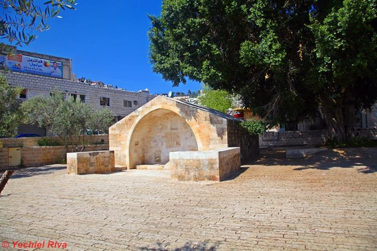 Support Israel and get this picture: Mary's Well, Nazareth