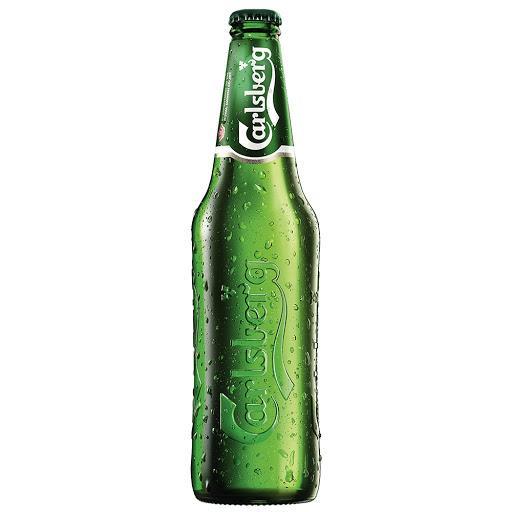 """בירה קרלסברג 330 מ""""ל ארגז 1/24"""