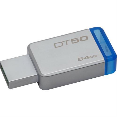 דיסק און קי Kingston 128GB Data Traveler 50 usb 3.0