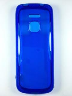 מגן סיליקון לנוקיה NOKIA 215 4G בצבע כחול