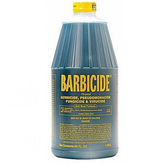 נוזל ברבסייד לחיטוי כלים 2 ליטר