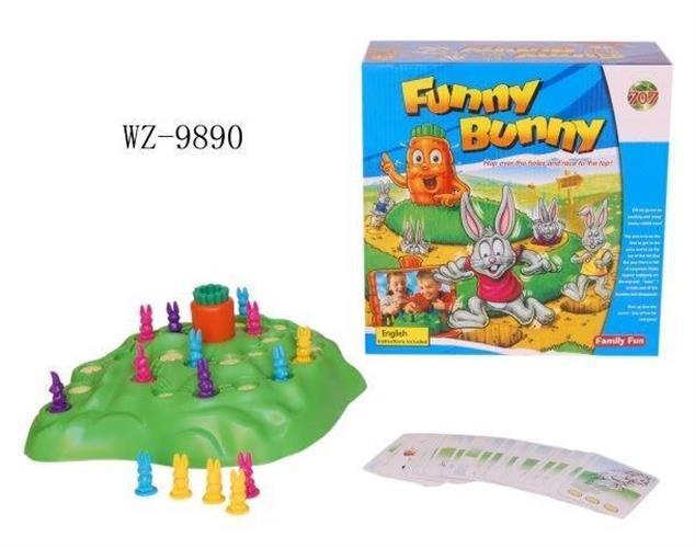 משחק קופסא BENNY BUNNY