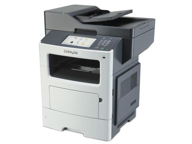 מדפסת משולבת דגם Lexmark MX-611dhe