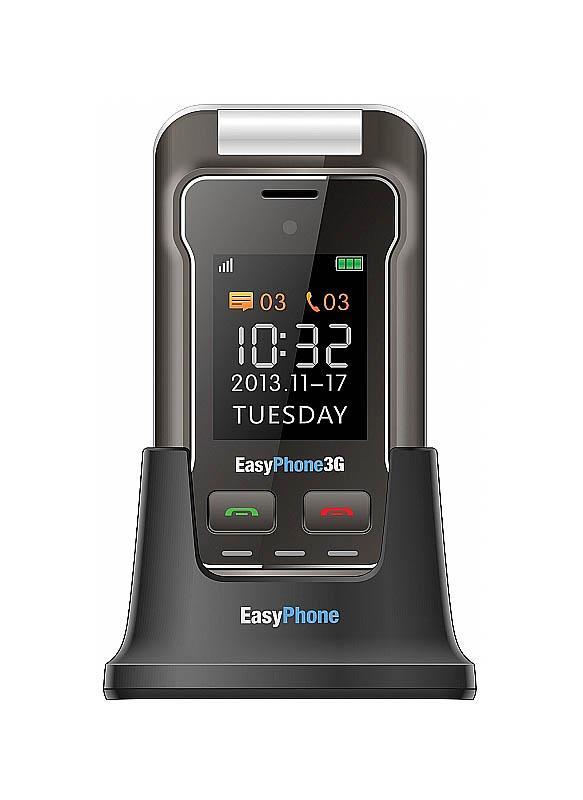 טלפון סלולרי EasyPhone NP-01 3G רשמי למבוגרים
