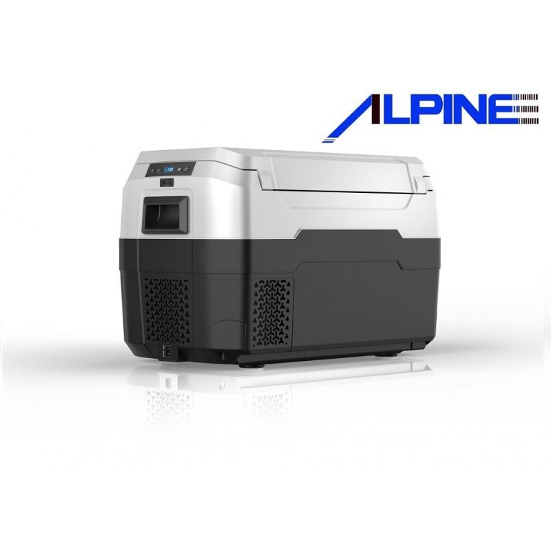 מקרר קומפרסור לרכב 30 ליטר ALPINE דגם ALPX