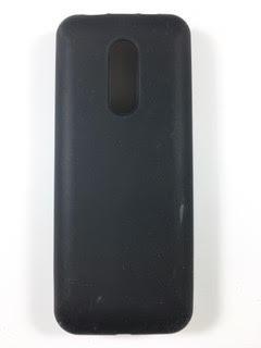 מגן סיליקון לנוקיה 105 2016 NOKIA בצבע שחור