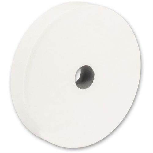 אבן השחזה לבנה 200 ממ גרעין 80