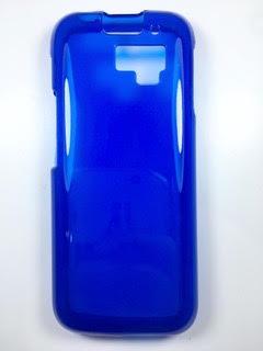 מגן סיליקון לkosher mobile k35 בצבע כחול